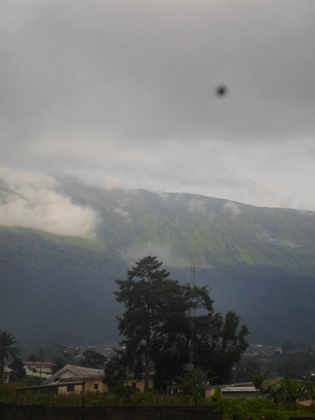 Mont cameroun buéa