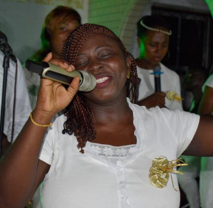 Ministère louange et adoration