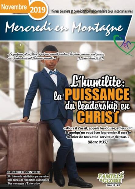 Mercredi en Montagne 2019 - L'humilité la puissance du leadership en christ